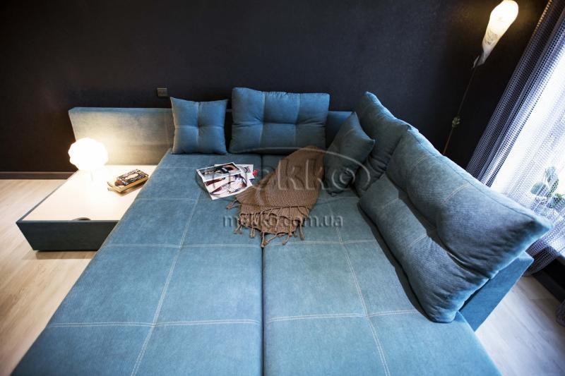 Кутовий диван з поворотним механізмом (Mercury) Меркурій ф-ка Мекко (Ортопедичний) - 3000*2150мм  Кременчук-3