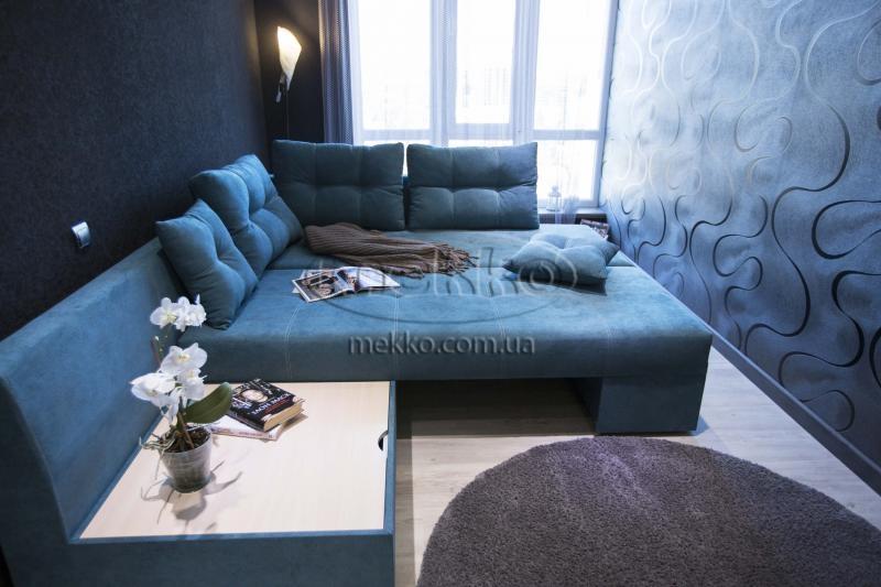 Кутовий диван з поворотним механізмом (Mercury) Меркурій ф-ка Мекко (Ортопедичний) - 3000*2150мм  Кременчук-4