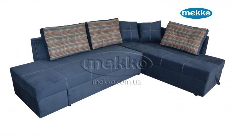 Кутовий диван з поворотним механізмом (Mercury) Меркурій ф-ка Мекко (Ортопедичний) - 3000*2150мм  Кременчук-13