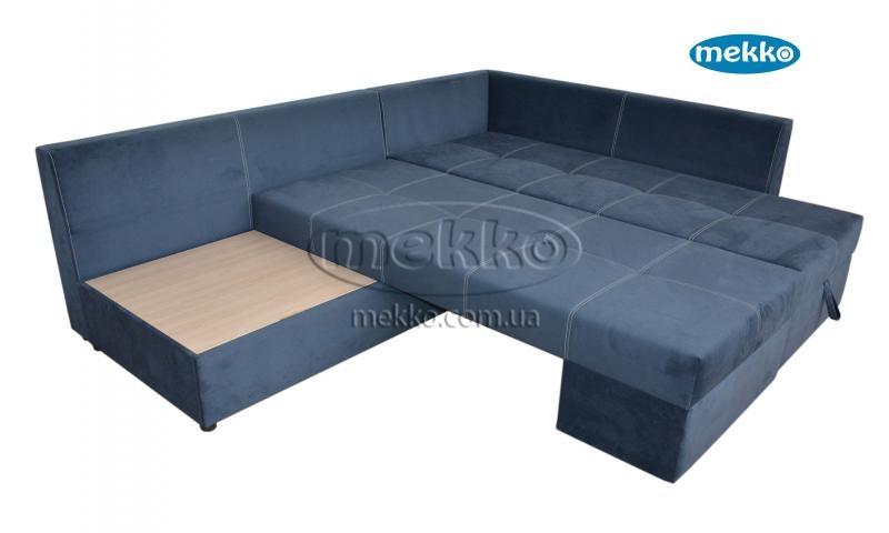 Кутовий диван з поворотним механізмом (Mercury) Меркурій ф-ка Мекко (Ортопедичний) - 3000*2150мм  Кременчук-16