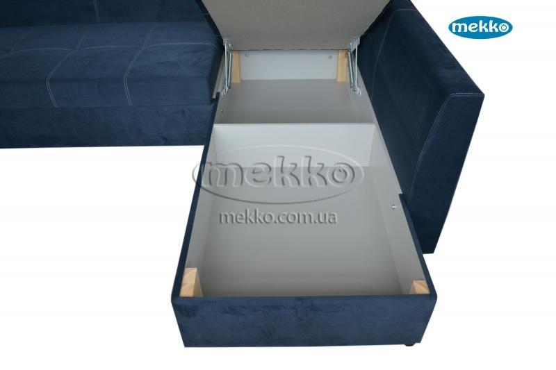 Кутовий диван з поворотним механізмом (Mercury) Меркурій ф-ка Мекко (Ортопедичний) - 3000*2150мм  Кременчук-20