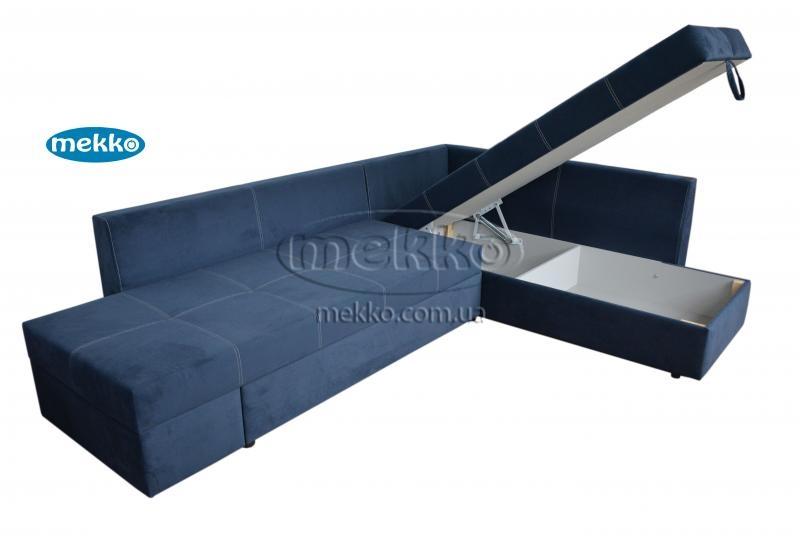 Кутовий диван з поворотним механізмом (Mercury) Меркурій ф-ка Мекко (Ортопедичний) - 3000*2150мм  Кременчук-14