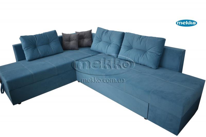 Кутовий диван з поворотним механізмом (Mercury) Меркурій ф-ка Мекко (Ортопедичний) - 3000*2150мм  Кременчук-10