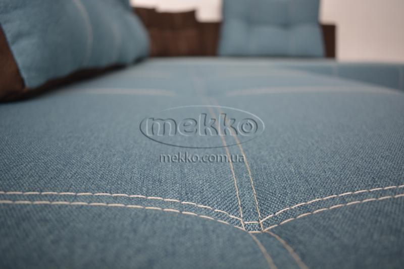 Кутовий диван з поворотним механізмом (Mercury) Меркурій ф-ка Мекко (Ортопедичний) - 3000*2150мм  Кременчук-9