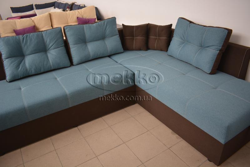 Кутовий диван з поворотним механізмом (Mercury) Меркурій ф-ка Мекко (Ортопедичний) - 3000*2150мм  Кременчук-8