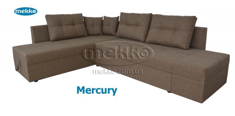 Кутовий диван з поворотним механізмом (Mercury) Меркурій ф-ка Мекко (Ортопедичний) - 3000*2150мм  Кременчук-12