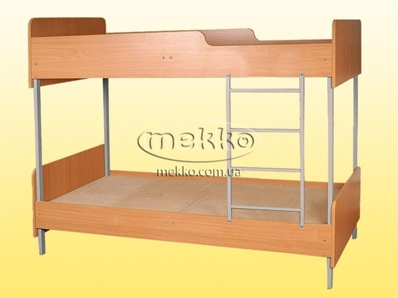 Ліжко 2-ярусне  (1950х850х1778мм) (арт.0819) Геліка  Кременчук