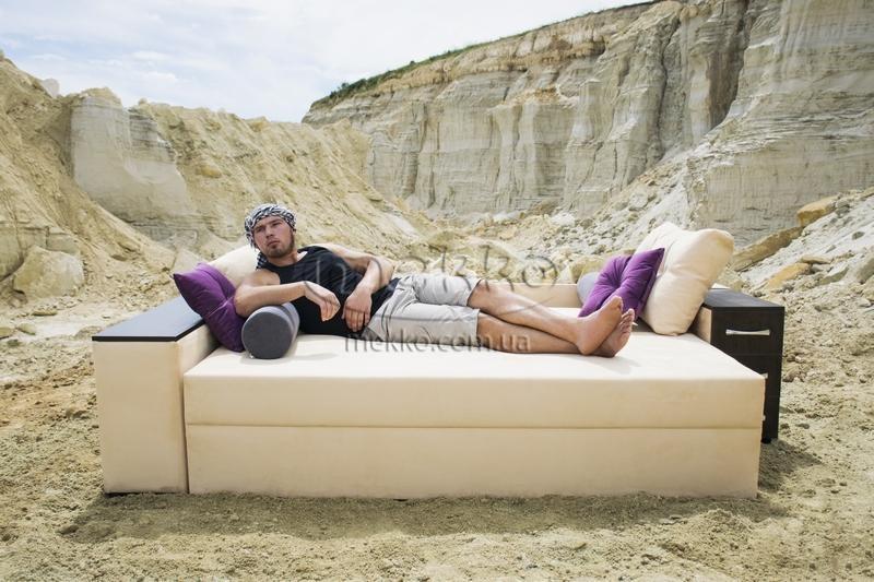 Ортопедичний кутовий диван Cube Shuttle NOVO (Куб Шатл Ново) ф-ка Мекко (2,65*1,65м)  Кременчук-9