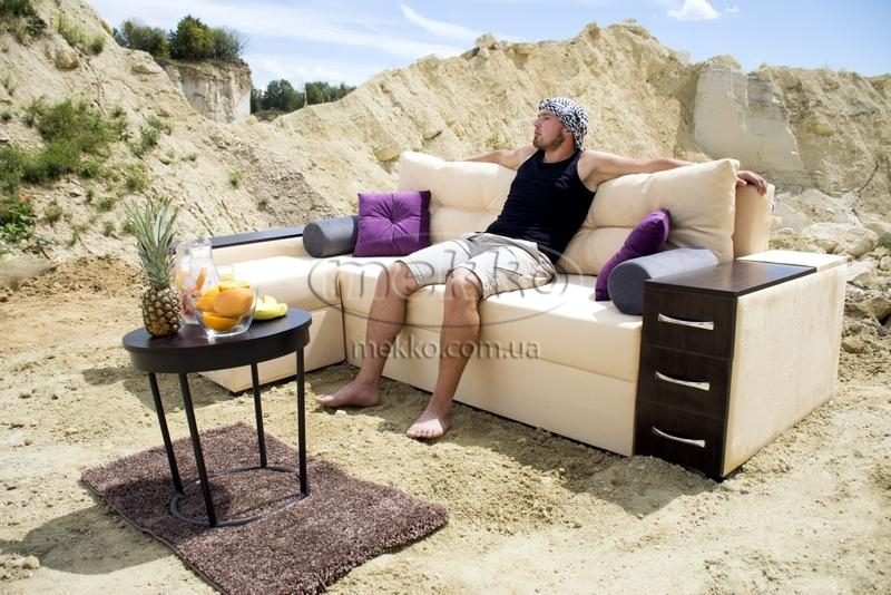 Ортопедичний кутовий диван Cube Shuttle NOVO (Куб Шатл Ново) ф-ка Мекко (2,65*1,65м)  Кременчук-5