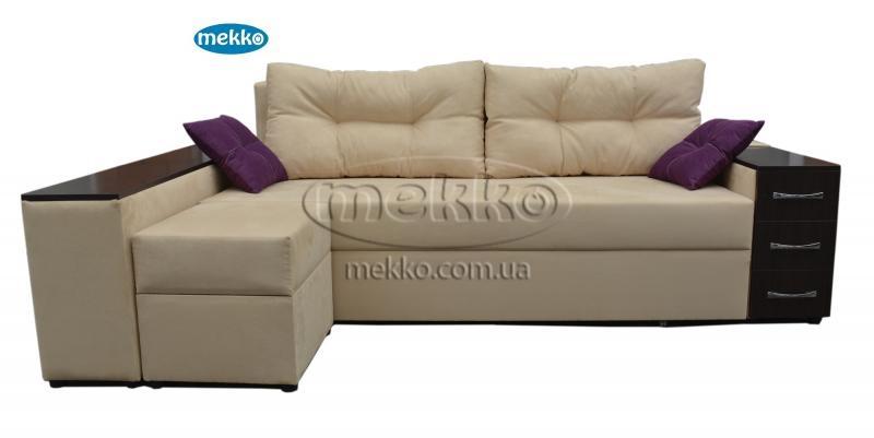 Ортопедичний кутовий диван Cube Shuttle NOVO (Куб Шатл Ново) ф-ка Мекко (2,65*1,65м)  Кременчук-12