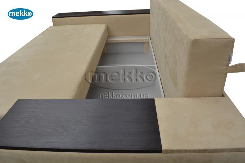 Ортопедичний кутовий диван Cube Shuttle NOVO (Куб Шатл Ново) ф-ка Мекко (2,65*1,65м)  Кременчук-15