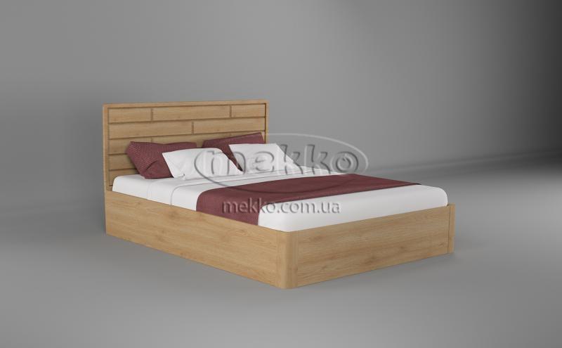 Ліжко Лауро з Підйомником (масив бука /масив дуба) T.Q.Project  Кременчук-5