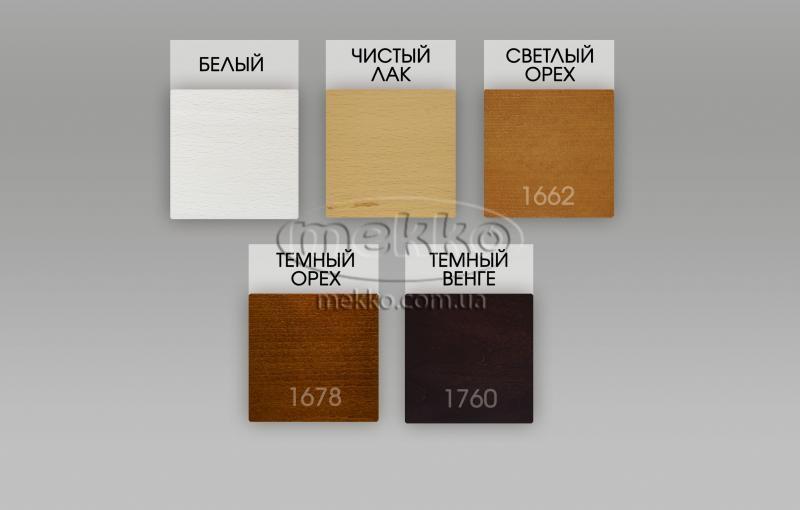 Ліжко Лауро з Підйомником (масив бука /масив дуба) T.Q.Project  Кременчук-6
