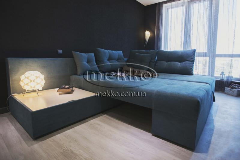 Кутовий диван з поворотним механізмом (Mercury) Меркурій ф-ка Мекко (Ортопедичний) - 3000*2150мм  Кременчук-6