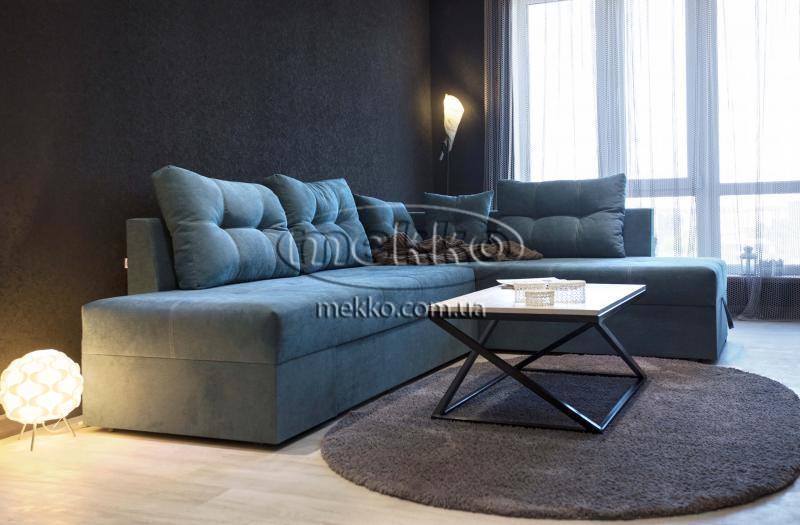 Кутовий диван з поворотним механізмом (Mercury) Меркурій ф-ка Мекко (Ортопедичний) - 3000*2150мм  Кременчук